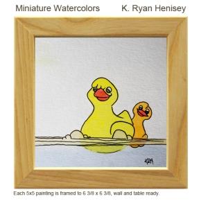 Duckies 1 Wall