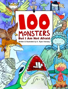 Download 100 Monsters and never be afraid again!