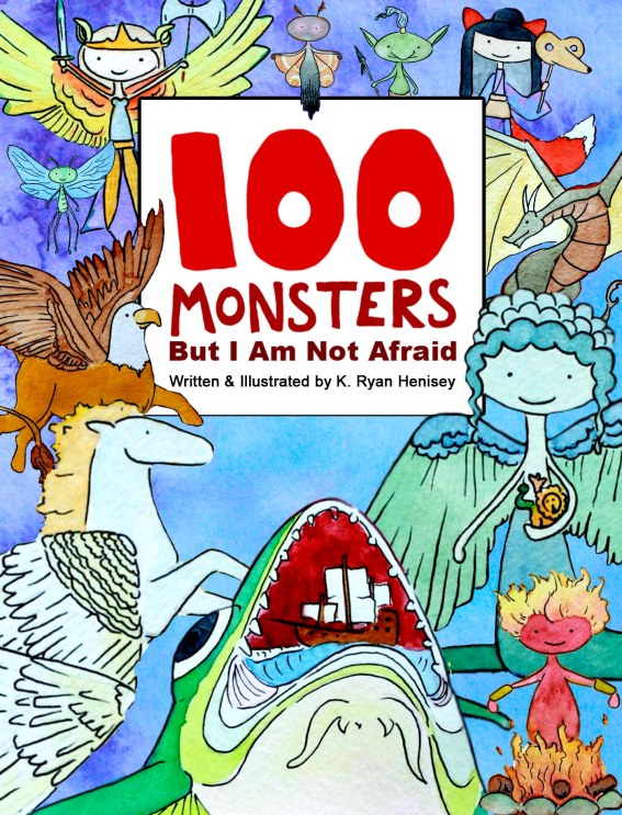 Pre-Order on iTunes Now! 100 Monsters and the Monster Encyclopedia, Available September 19, 2014