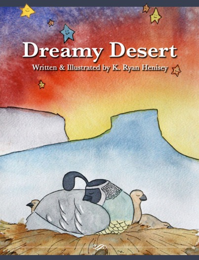 Download Dreamy Desert to your e-reader tonight!
