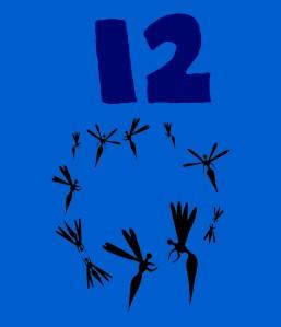12 Fiendish Fairies