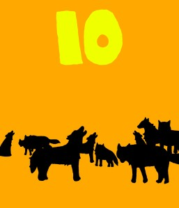 10 Wolves-a-howling