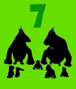 7 Trolls-a-trampling