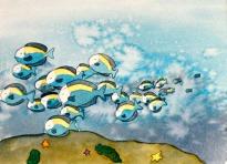 Slumbering Sea, School