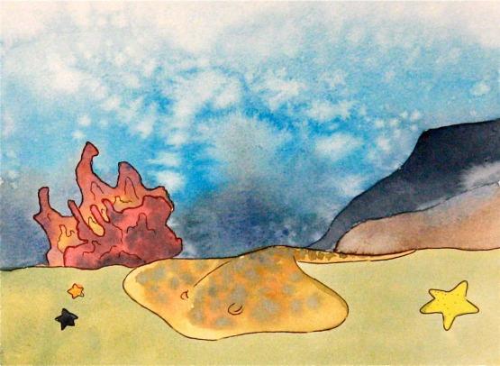 Slumbering Sea, Sting Ray