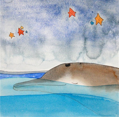 Slumbering Sea, Dolphin