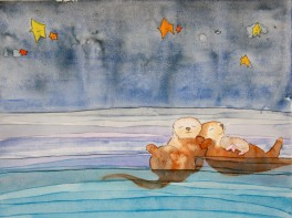 Slumbering Sea, Otter