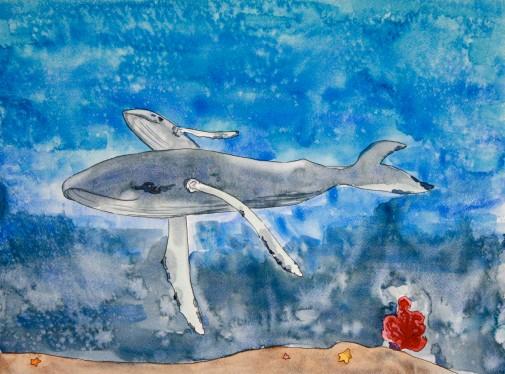 Slumbering Sea, Humpbacks