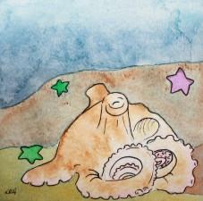 Slumbering Sea, Octopus