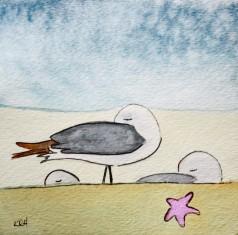 Slumbering Sea, Gulls