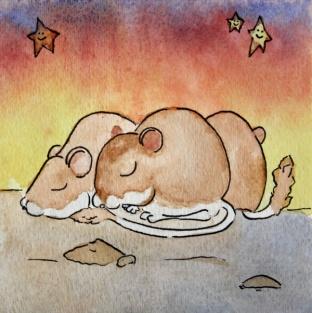 Dreamy Desert, Mice