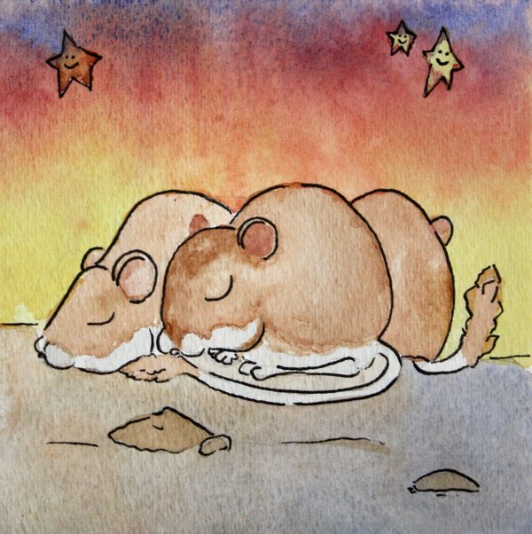 Dreamy Desert, Mice