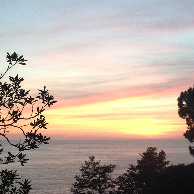 Esalen Sunset