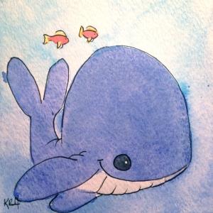 Noah - Blue Whale