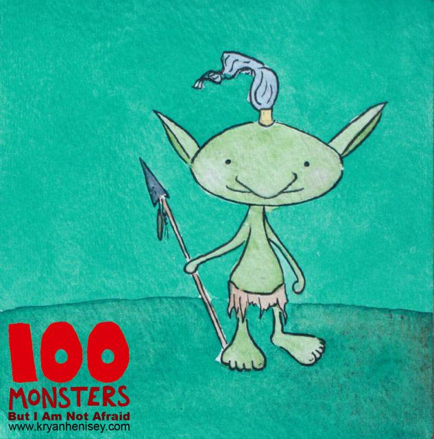 Goblin, 100 Monsters