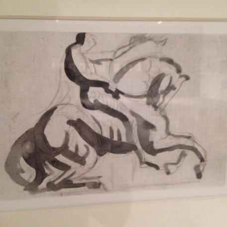 Rodin's Print