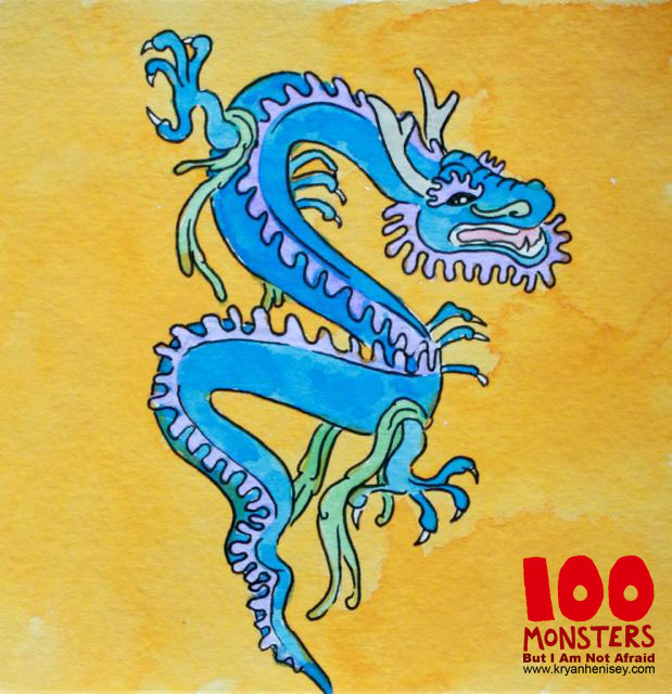 Download all the monsters at www.kryanhenisey.com