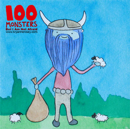 Download the giant and all 100 Monsters to your e-reader.
