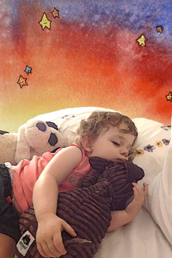 Download Dreamy Desert to your e-reader and send the kids to peaceful sleep.