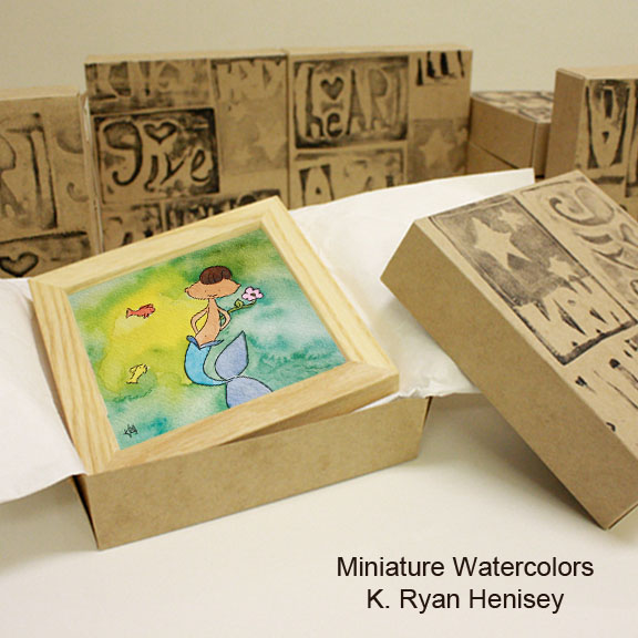 Merboy Gift Boxes