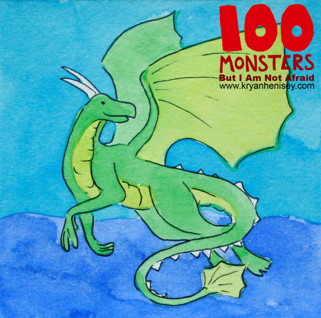 Download Dragon and the other Monsters to your e-reader today!