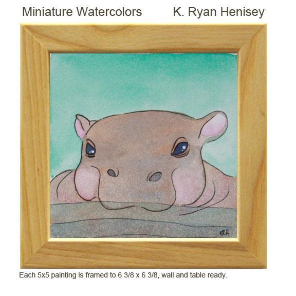 Hippo Wall