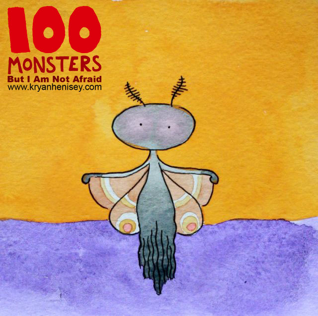 Download 100 Monsters But I Am Not Afraid to your e-reader!