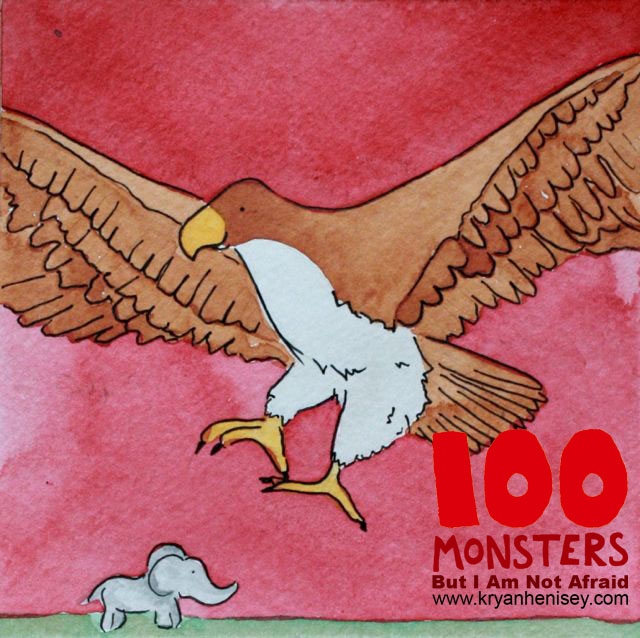Download all 100 Monsters to your ereader!